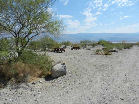RV Dry Site