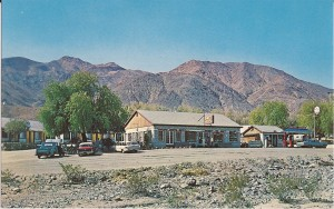Panamint Springs in the 1950s
